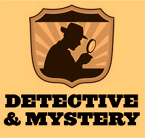 Detective and Mystery logo