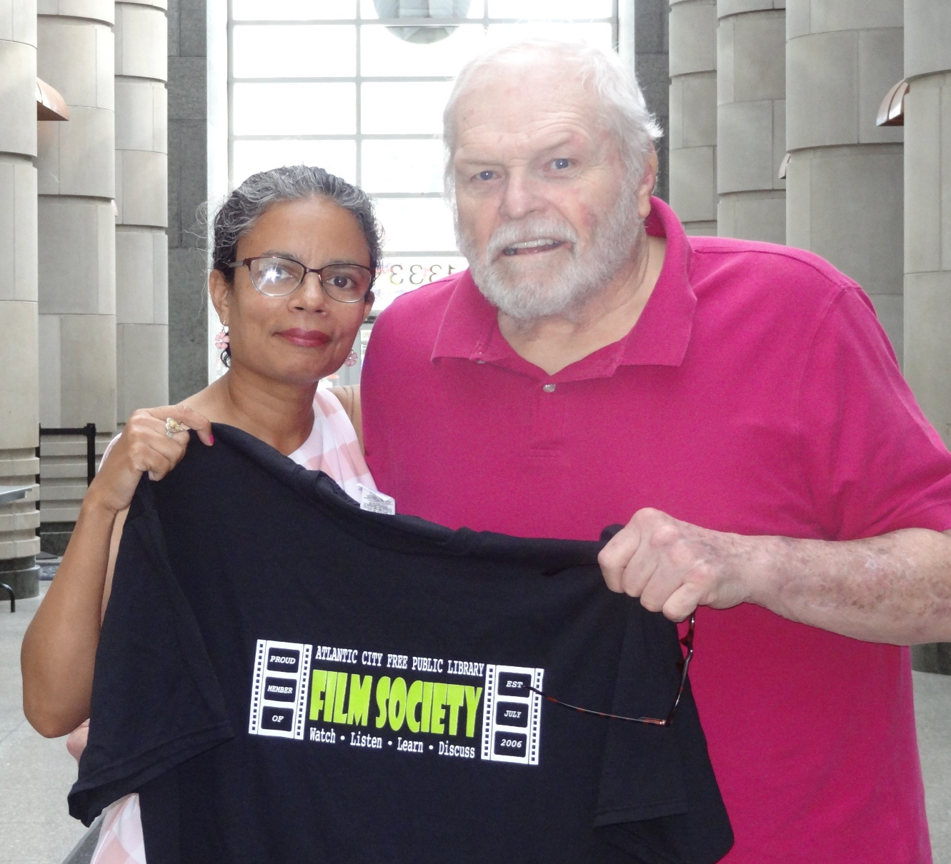 Theresa Hawkins and Brian Dennehy2