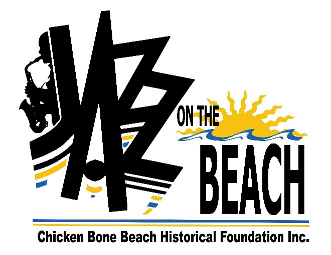 CBB jazz on beach logo